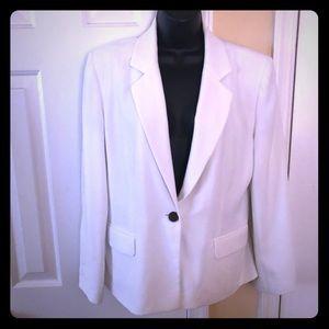 Rafaela white blazer